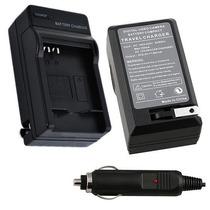 Carregador P/ Panasonic Lumix Dmc-fh10 Dmc-f5 Dmc-fs50 Bcl7e
