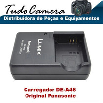 Carregador De Bateria De-a46 Panasonic Tz1 Tz2 Tz3 Tz4 Tz5
