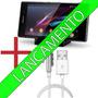 Carregador Magnético Dock + Cabo P/ Sony Xperia Z1 Z2 Z3 ...