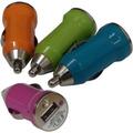 Mini Carrregador Veicular Usb Adapter P/ Celular,gps,ect
