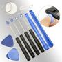 Kit 9 Ferramentas Chave Abrir Iphone 5 4 3 3gs Ipad Samsung