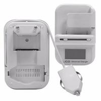 Carregador Universal De Bateria Celular, Câmera Digital, Etc