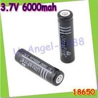 Bateria Recarregavel Ultrafire 18650 6000mah 3,7v(unidade)