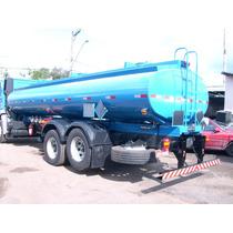 Tanque 15m³ Novo P/ Trasporte De Água Ou Combustivel
