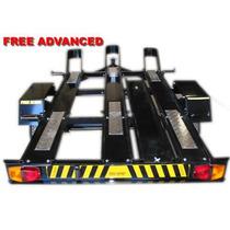 Carreta Para 03 Motos - Free Hobby - Reboque