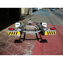 Carreta Para Jet Ski, Jet Ski De Ferro Pintura Epox!!