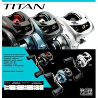 Carretilha Nova Titan 12000 Super Rapida 12 Rol 7.3 1