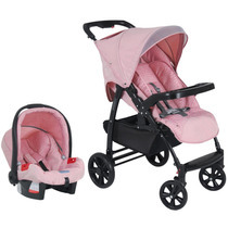 Carrinho Travel System Burigotto Evol-messina
