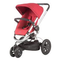 Carrinho De Bebê Quinny Buzz Xtra Stroller - Vermelho