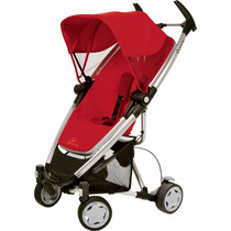 Carrinho De Bebê Quinny Buzz Zapp Xtra 4 Rodas - Vermelho