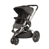 Carrinho De Bebê Quinny Buzz Xtra Stroller - Preto