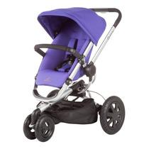 Carrinho De Bebê Quinny Buzz Xtra Stroller - Azul