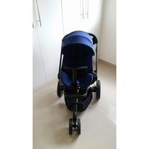 Carrinho De Bebê Quinny Moodd Stroller - Azul Marinho/preto
