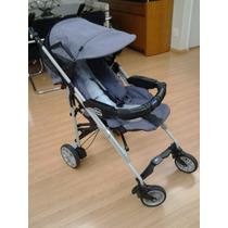 Carrinho De Bebê Travel System Com Bebê Conforto