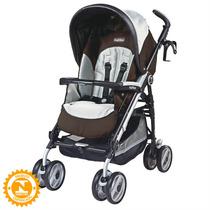 Carrinho De Bebê Pliko P3 Clássic Compact Java - 4babies