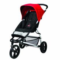 Carrinho De Bebê Mountain Buggy Mini Stroller - Vermelho