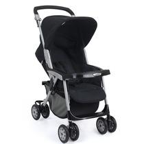 Carrinho De Bebê Aria Black - Peg Pérego - 4babies