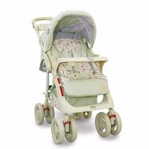 Carrinho De Bebê Berço Passeio Alça Reversível Baby Style