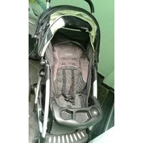 Carrinho De Bebê + Bebê Conforto Marca Graco