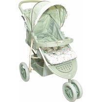 Carrinho De Bebê Triciclo 3 Rodas Runner Baby Style !
