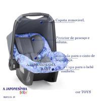 Capa Para Bebê Conforto Touring Se Burigotto!