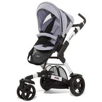 Carrinho De Bebê 3 Tec Graphite Abc Design