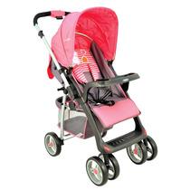 Carrinho De Bebê Lenox Kiddo Com Alça Reversível Bandeja Zap