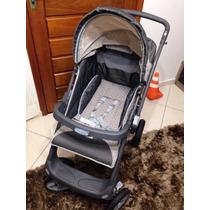 Carrinho Burigotto Classe 1 + Bebê Conforto