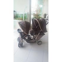 Carrinho De Bebe Duplo Limosine - Graco - 2 Crianças