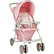 Carrinho De Bebê Topazio Sonho Do Bebê 163282 - Hercules