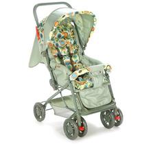 Carrinho De Bebê Funny Verde Voyage