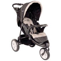 Conjunto Carrinho De Bebê Triciclo + Bebê Conforto Kiddo Fox