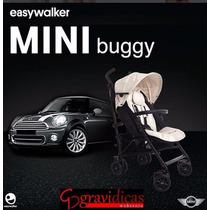 Carrinho De Bebe Mini Buggy Mini Cooper Easywalker