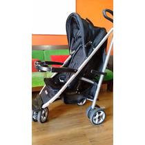 Carrinho Para Bebê Umbrella Deluxe Cosco Preto Usado