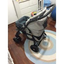 Carrinho De Bebê + Bebê Conforto (burigoto)