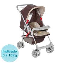 Carrinho De Bebê - - Milano Reversível - Cacau Galzeran