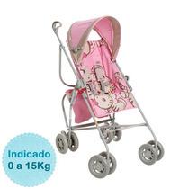 Carrinho De Bebê - - Reversível - Tigrinha Galzerano