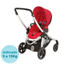 Carrinho De Bebê - Elea Intense Red Bébé Confort