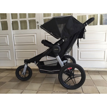 Carrinho De Bebê Graco Relay Click Connect Jogging - Usado