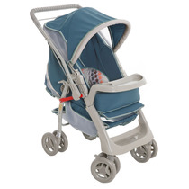 Carrinho De Bebê Galzerano - Pegasus Verde