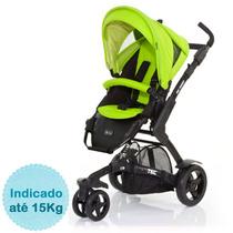 Carrinho De Bebê 3 Tec - Lime Abc Design