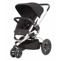 Carrinho De Bebê Quinny Buzz Xtra 2.0 Stroller 2015 - Preto