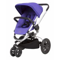Carrinho De Bebê Quinny Buzz Xtra 2.0 Stroller 2015 - Roxo