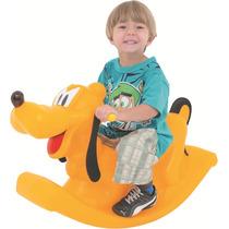 Gangorra Infantil De Plastico Pluto - Xalingo