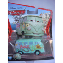 Disney Cars 2 - Fillmore Lacrado