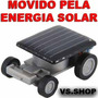 Mini Carrinho Movido A Energia Solar - Educativo E Divertido