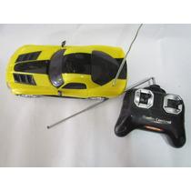 Carrinho Dodge Viper C/ Controle Remoto