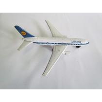 Avião De Chumbo Lufthansa