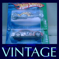 Hot Wheels T Hunt - Lacrados Nissan E Moto !! Miniaturas