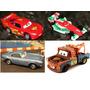 Disney Pixar Cars 2 Mcqueen Francesco Mater Finn Mc Missile